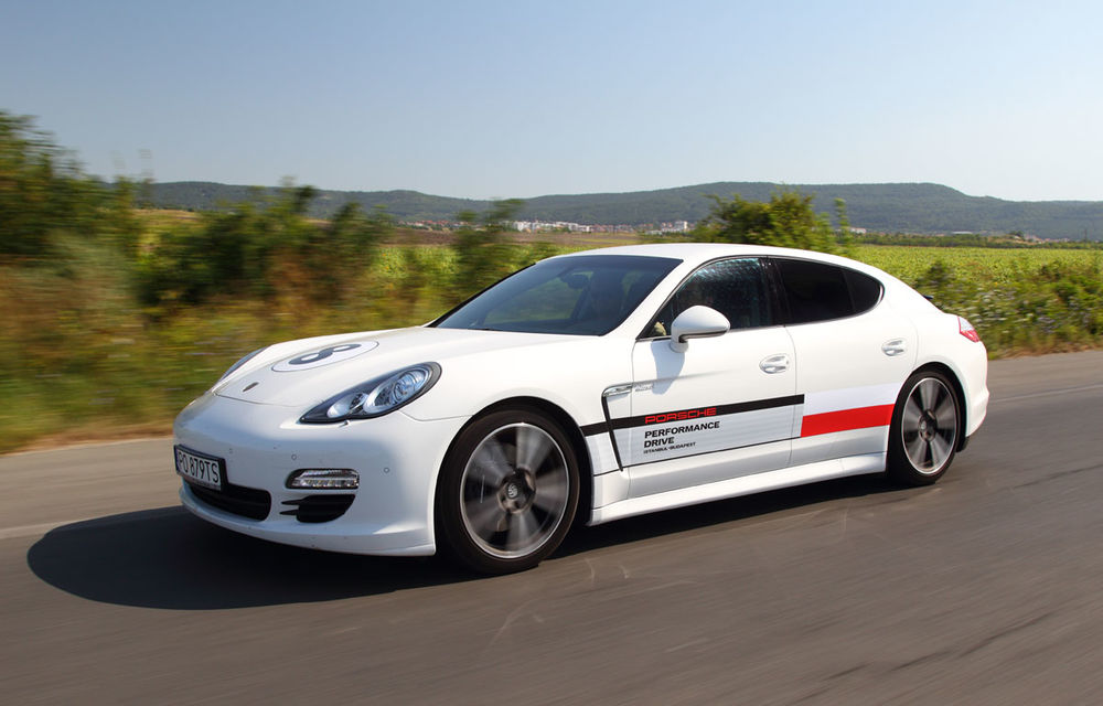 1500 de kilometri cu Porsche Panamera prin Europa de Est. Am ajuns la București! - Poza 14