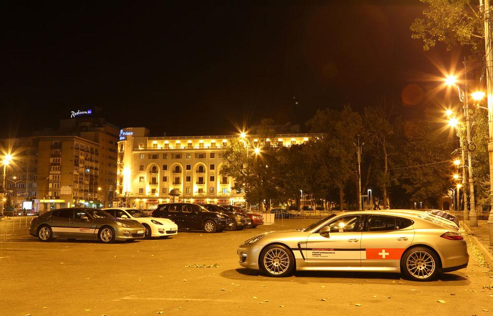 1500 de kilometri cu Porsche Panamera prin Europa de Est. Am ajuns la București! - Poza 5