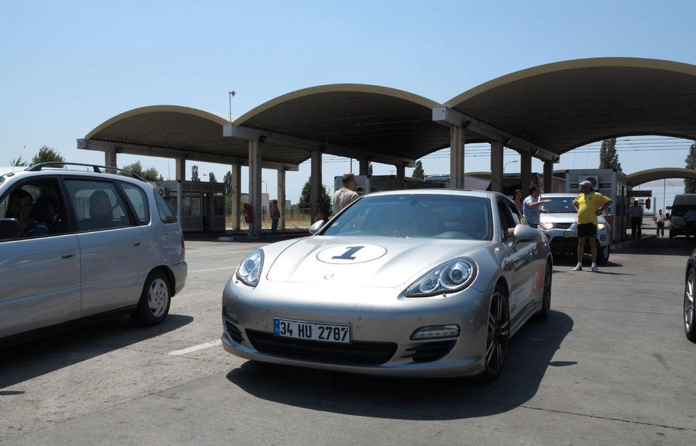 1500 de kilometri cu Porsche Panamera prin Europa de Est. Am ajuns la București! - Poza 19