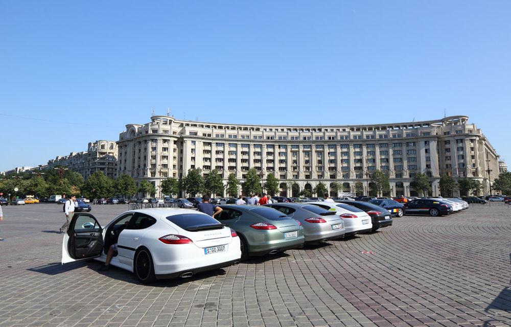 1500 de kilometri cu Porsche Panamera prin Europa de Est. Am ajuns la București! - Poza 4