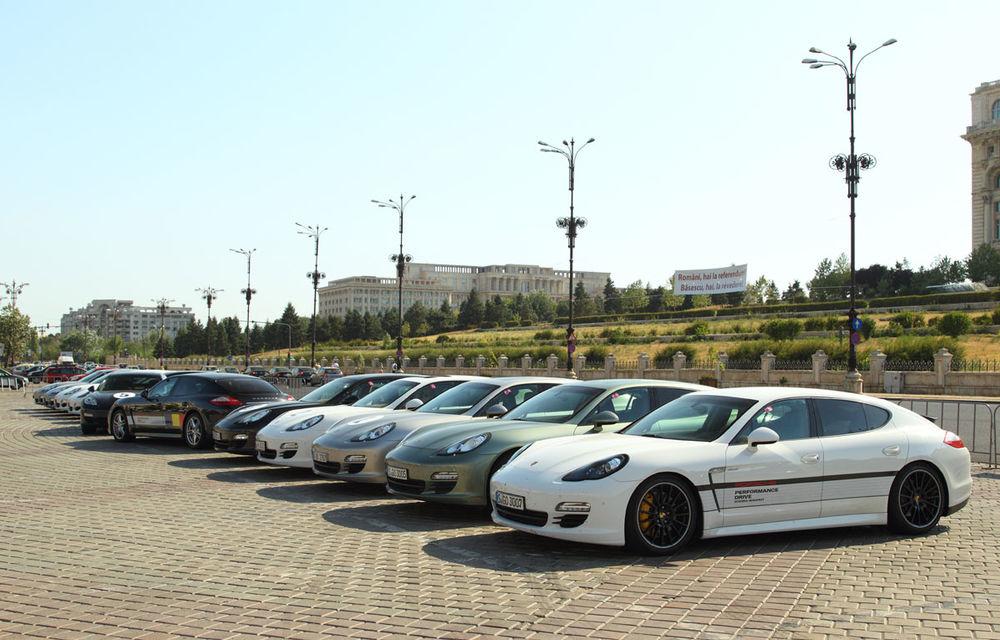 1500 de kilometri cu Porsche Panamera prin Europa de Est. Am ajuns la București! - Poza 23