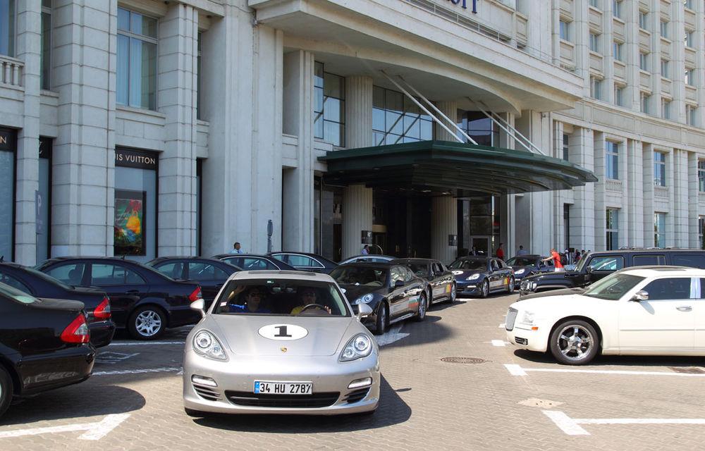 1500 de kilometri cu Porsche Panamera prin Europa de Est. Am ajuns la București! - Poza 25