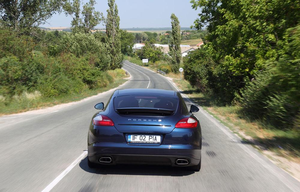 1500 de kilometri cu Porsche Panamera prin Europa de Est. Am ajuns la București! - Poza 17