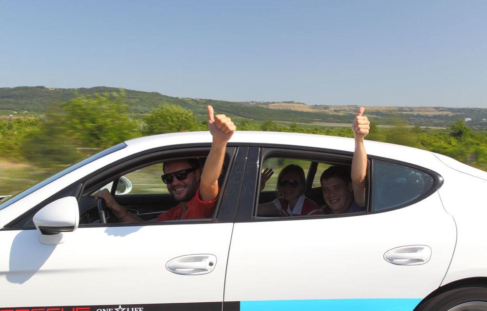 1500 de kilometri cu Porsche Panamera prin Europa de Est. Am ajuns la București! - Poza 18