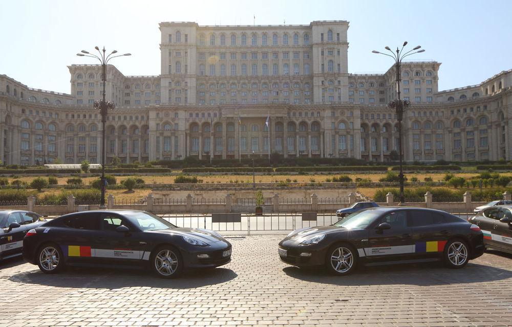 1500 de kilometri cu Porsche Panamera prin Europa de Est. Am ajuns la București! - Poza 3