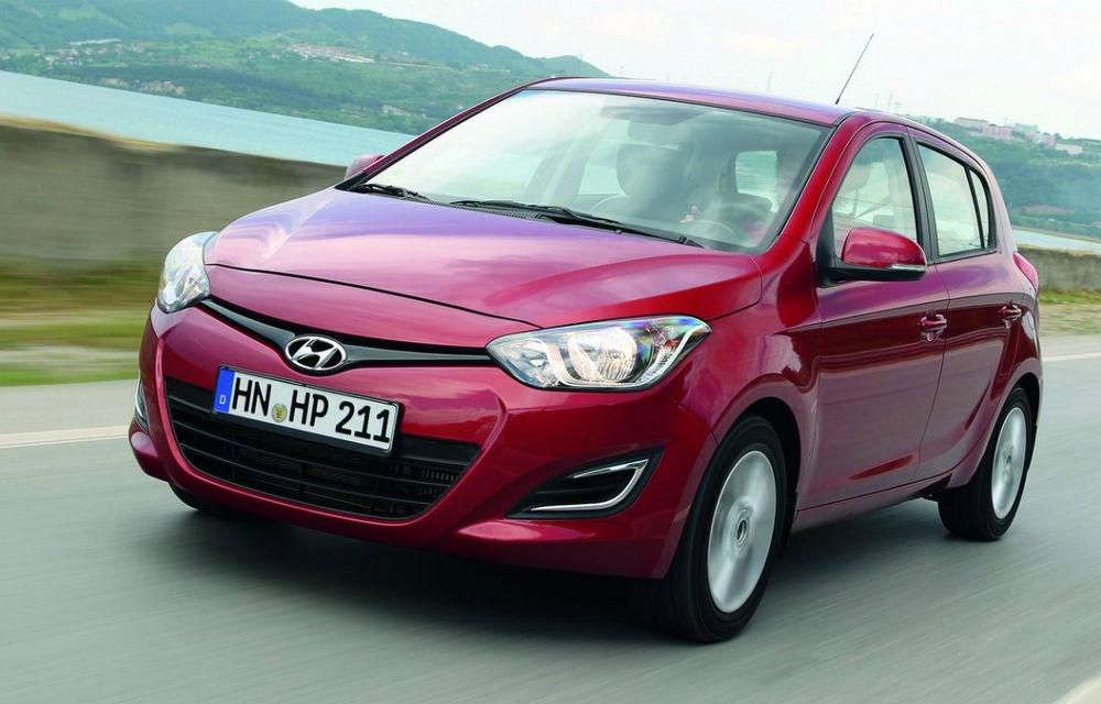 Hyundai şi-a revizuit aşteptările de vânzări pentru 2012 - Poza 1