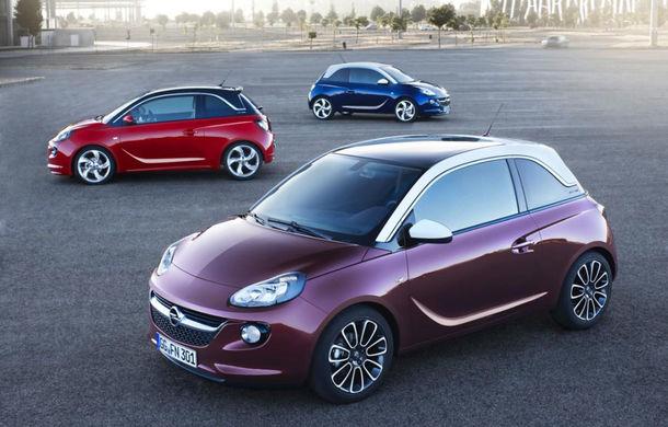 """Opel: """"Noul Adam va avea şi alte variante de caroserie"""" - Poza 1"""