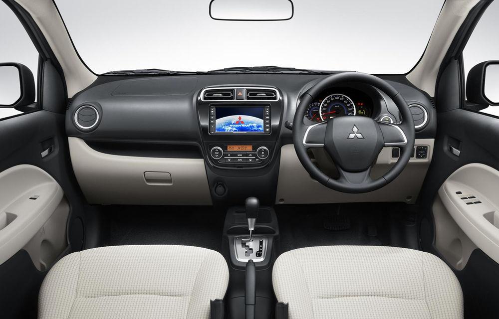Mitsubishi Mirage - vânzările debutează pe 31 august în Japonia - Poza 3