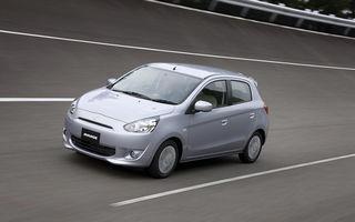 Mitsubishi Mirage - vânzările debutează pe 31 august în Japonia