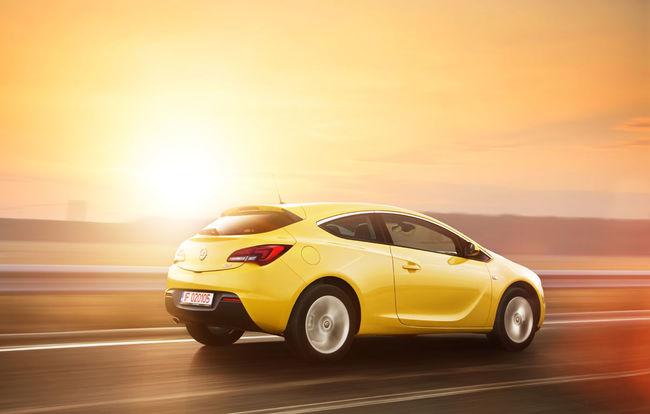 Test drive Opel GTC Astra (2011-prezent)