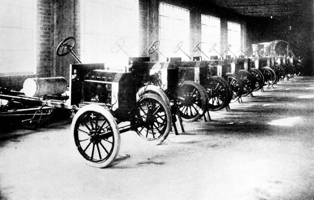 FEATURE: Cele mai interesante 10 uzine auto din istorie - Poza 1
