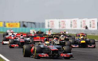 Whitmarsh crede că toate echipele vor concura în Formula 1 şi anul viitor