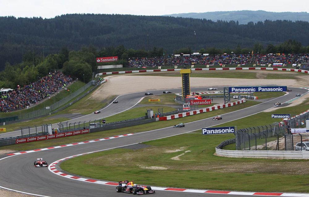 """Nurburgring: """"Nu ne permitem să plătim taxa pentru cursa din 2013"""" - Poza 1"""