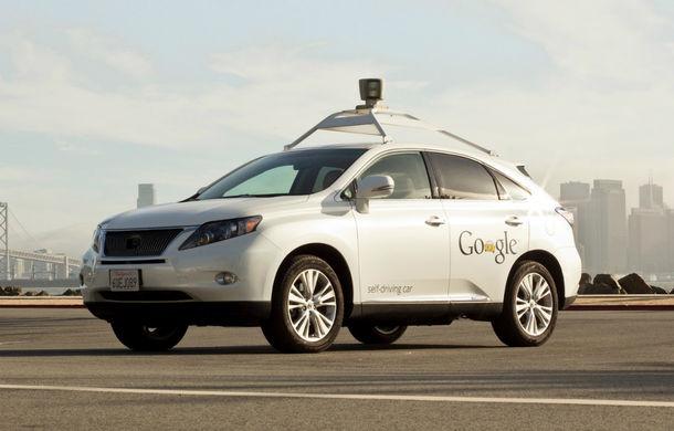 """Google: """"Maşinile noastre autonome au cumulat peste 480.000 kilometri fără accidente"""" - Poza 1"""