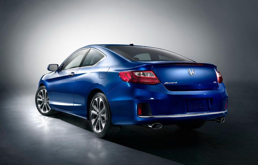 Honda Accord, primele imagini ale versiunii americane - Poza 6