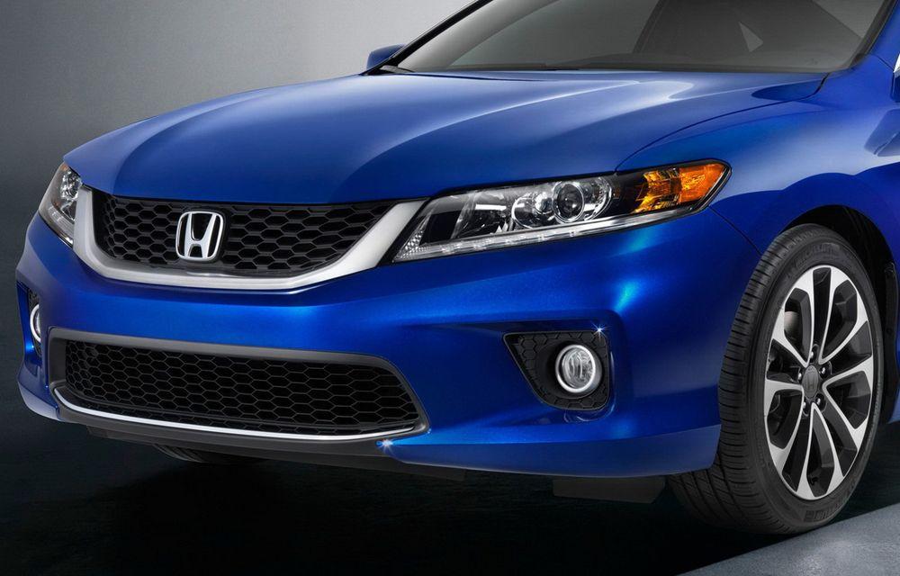 Honda Accord, primele imagini ale versiunii americane - Poza 7