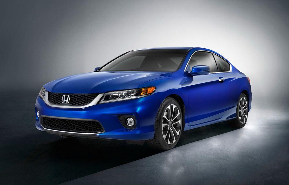Honda Accord, primele imagini ale versiunii americane - Poza 5