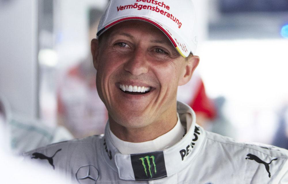 Mercedes refuză să comenteze negocierile cu Schumacher pentru 2013 - Poza 1