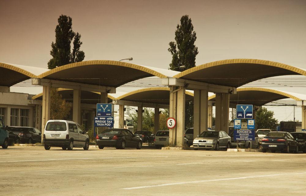 FOTOREPORTAJ: Călătorie Bucureşti-Sofia cu noul BMW M5 - Poza 14