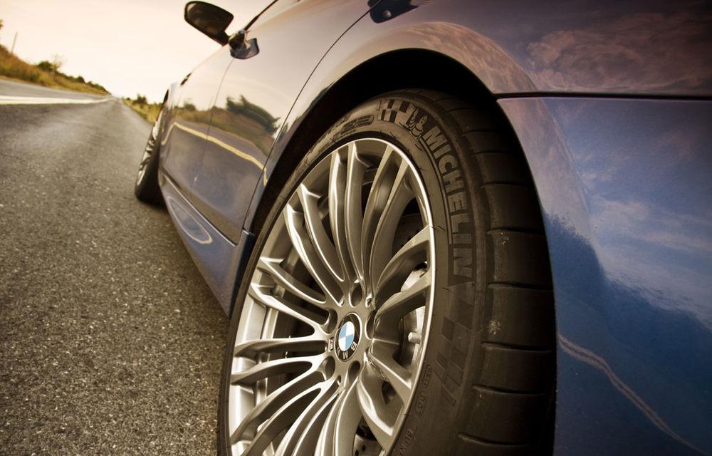 FOTOREPORTAJ: Călătorie Bucureşti-Sofia cu noul BMW M5 - Poza 12