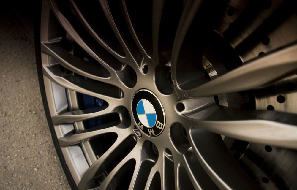 FOTOREPORTAJ: Călătorie Bucureşti-Sofia cu noul BMW M5 - Poza 8