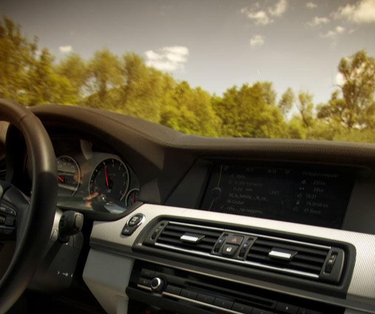 FOTOREPORTAJ: Călătorie Bucureşti-Sofia cu noul BMW M5 - Poza 22