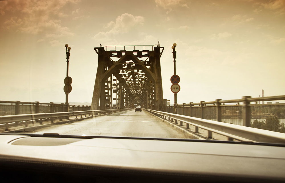 FOTOREPORTAJ: Călătorie Bucureşti-Sofia cu noul BMW M5 - Poza 15