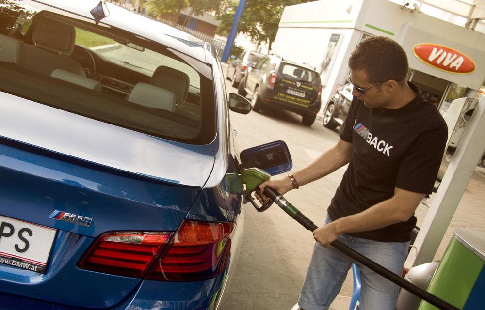 FOTOREPORTAJ: Călătorie Bucureşti-Sofia cu noul BMW M5 - Poza 3