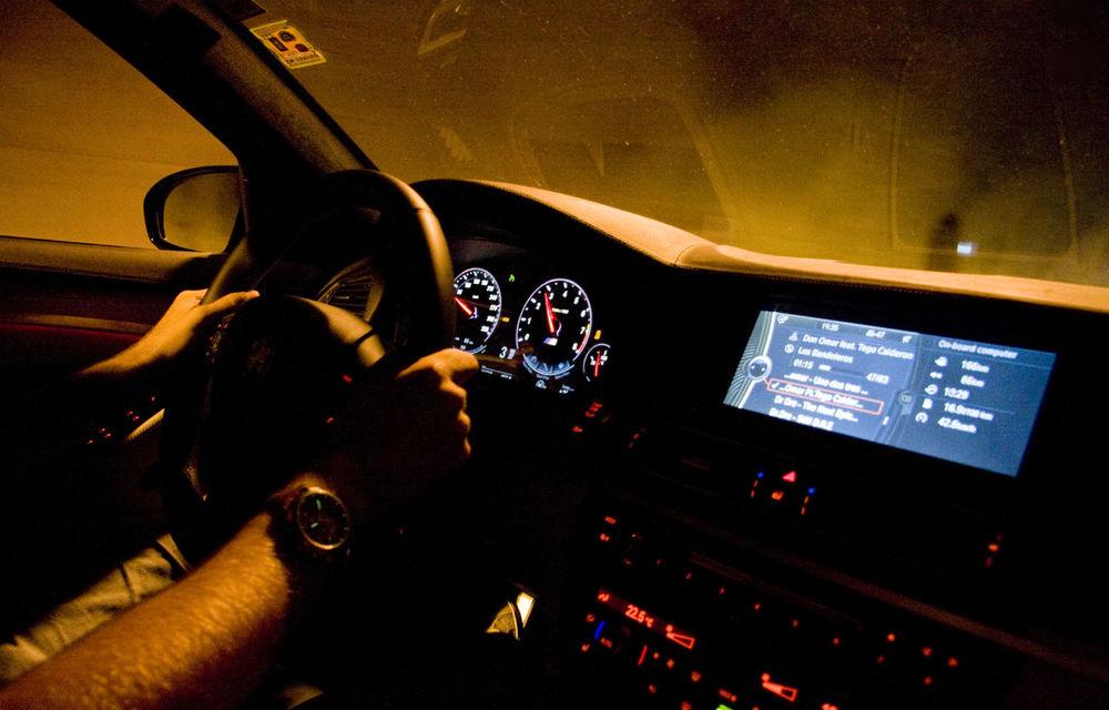 FOTOREPORTAJ: Călătorie Bucureşti-Sofia cu noul BMW M5 - Poza 25