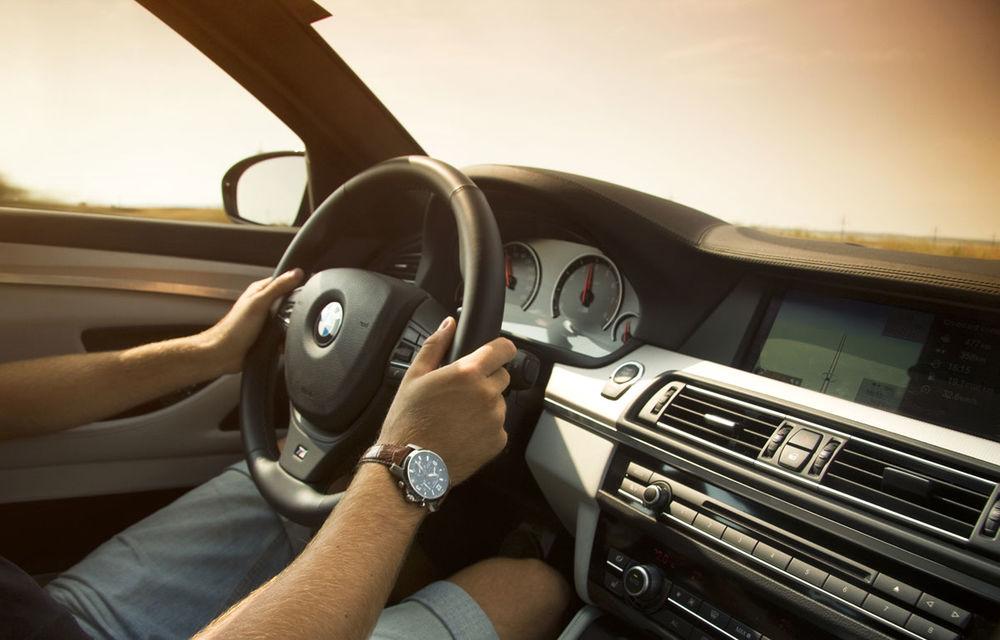 FOTOREPORTAJ: Călătorie Bucureşti-Sofia cu noul BMW M5 - Poza 9