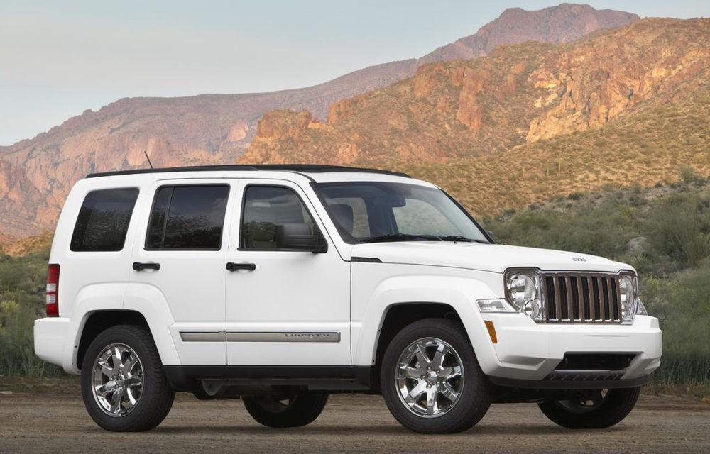 Jeep pregătește uzina din Toledo pentru următoarea generație a modelului Cherokee - Poza 1
