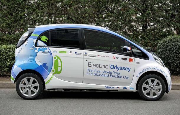 eRace: Două echipe se întrec pentru prima traversare a lumii cu o maşină electrică de serie - Poza 4