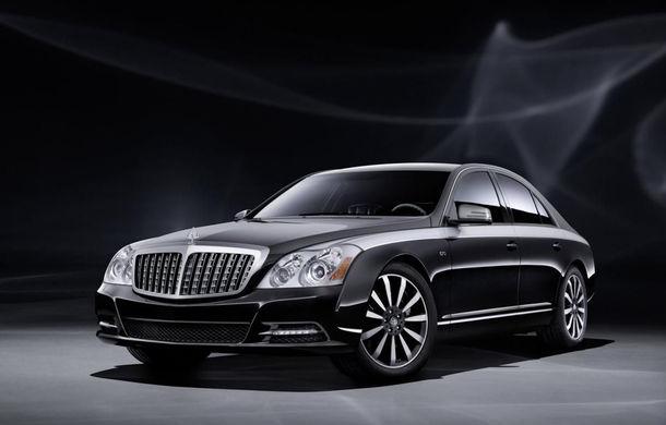 Daimler a oprit producţia la Maybach cu şase luni înainte de termenul anunţat - Poza 1