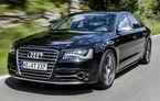 Audi S8 primeşte 100 CP în plus de la ABT Sportsline