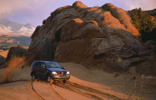 POVEŞTI AUTO: 105 ani de automobile Mercedes-Benz cu tracţiune integrală - Poza 17