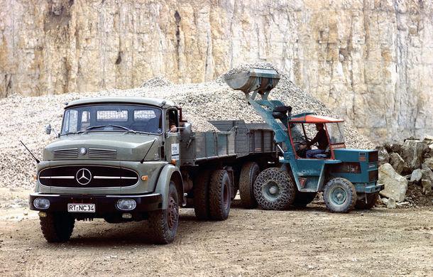 POVEŞTI AUTO: 105 ani de automobile Mercedes-Benz cu tracţiune integrală - Poza 29