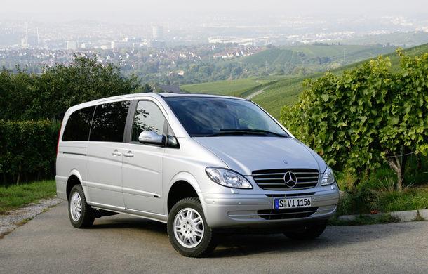 POVEŞTI AUTO: 105 ani de automobile Mercedes-Benz cu tracţiune integrală - Poza 22