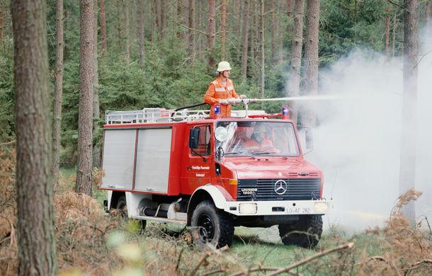 POVEŞTI AUTO: 105 ani de automobile Mercedes-Benz cu tracţiune integrală - Poza 31