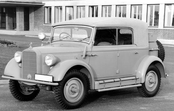 POVEŞTI AUTO: 105 ani de automobile Mercedes-Benz cu tracţiune integrală - Poza 3