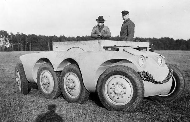 POVEŞTI AUTO: 105 ani de automobile Mercedes-Benz cu tracţiune integrală - Poza 5