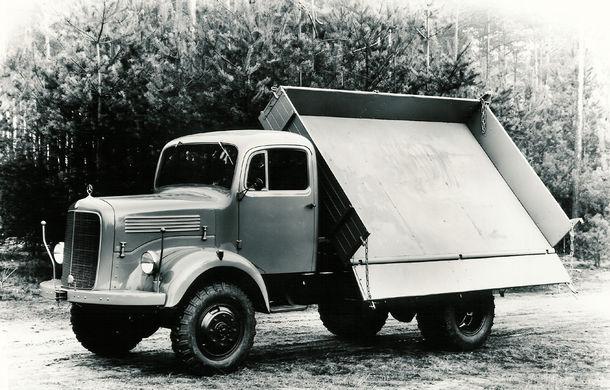 POVEŞTI AUTO: 105 ani de automobile Mercedes-Benz cu tracţiune integrală - Poza 28