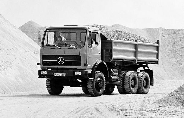 POVEŞTI AUTO: 105 ani de automobile Mercedes-Benz cu tracţiune integrală - Poza 30