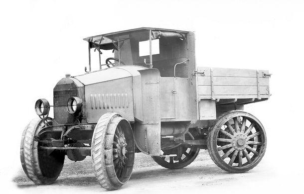 POVEŞTI AUTO: 105 ani de automobile Mercedes-Benz cu tracţiune integrală - Poza 7