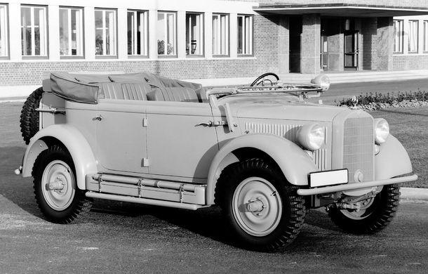 POVEŞTI AUTO: 105 ani de automobile Mercedes-Benz cu tracţiune integrală - Poza 10
