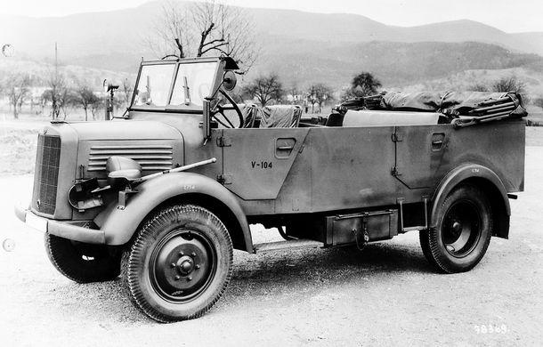 POVEŞTI AUTO: 105 ani de automobile Mercedes-Benz cu tracţiune integrală - Poza 8