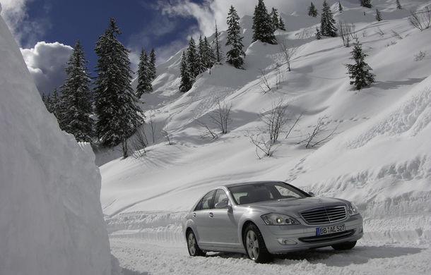POVEŞTI AUTO: 105 ani de automobile Mercedes-Benz cu tracţiune integrală - Poza 24
