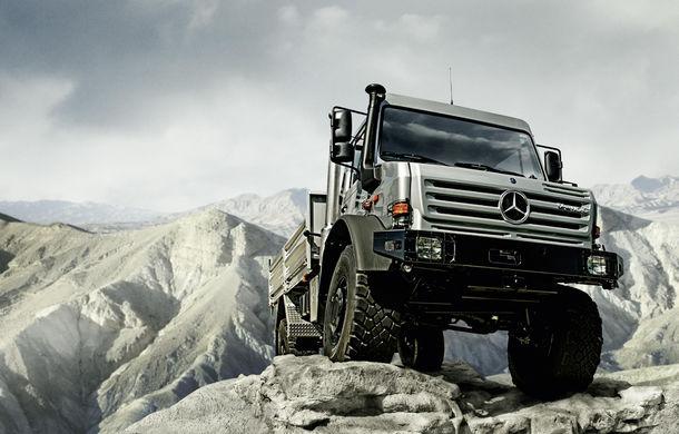 POVEŞTI AUTO: 105 ani de automobile Mercedes-Benz cu tracţiune integrală - Poza 26