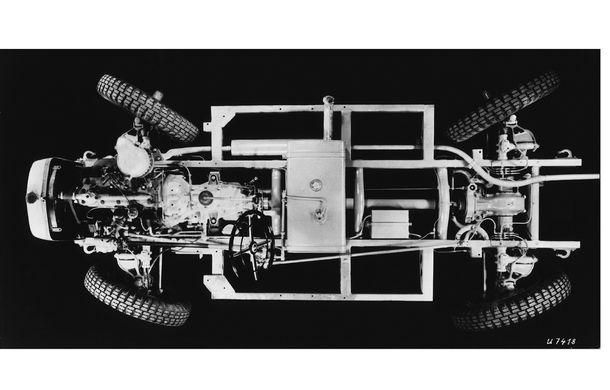 POVEŞTI AUTO: 105 ani de automobile Mercedes-Benz cu tracţiune integrală - Poza 6