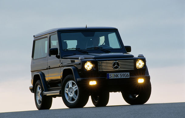 POVEŞTI AUTO: 105 ani de automobile Mercedes-Benz cu tracţiune integrală - Poza 13