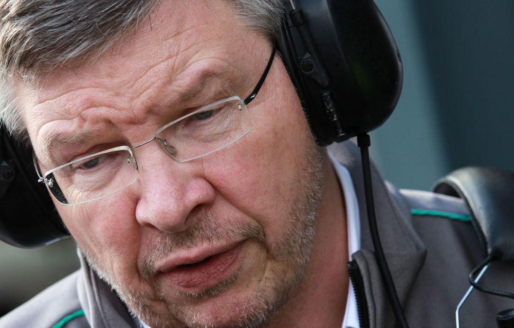 """Brawn: """"Surprizele vor alunga fanii Formulei 1"""" - Poza 1"""